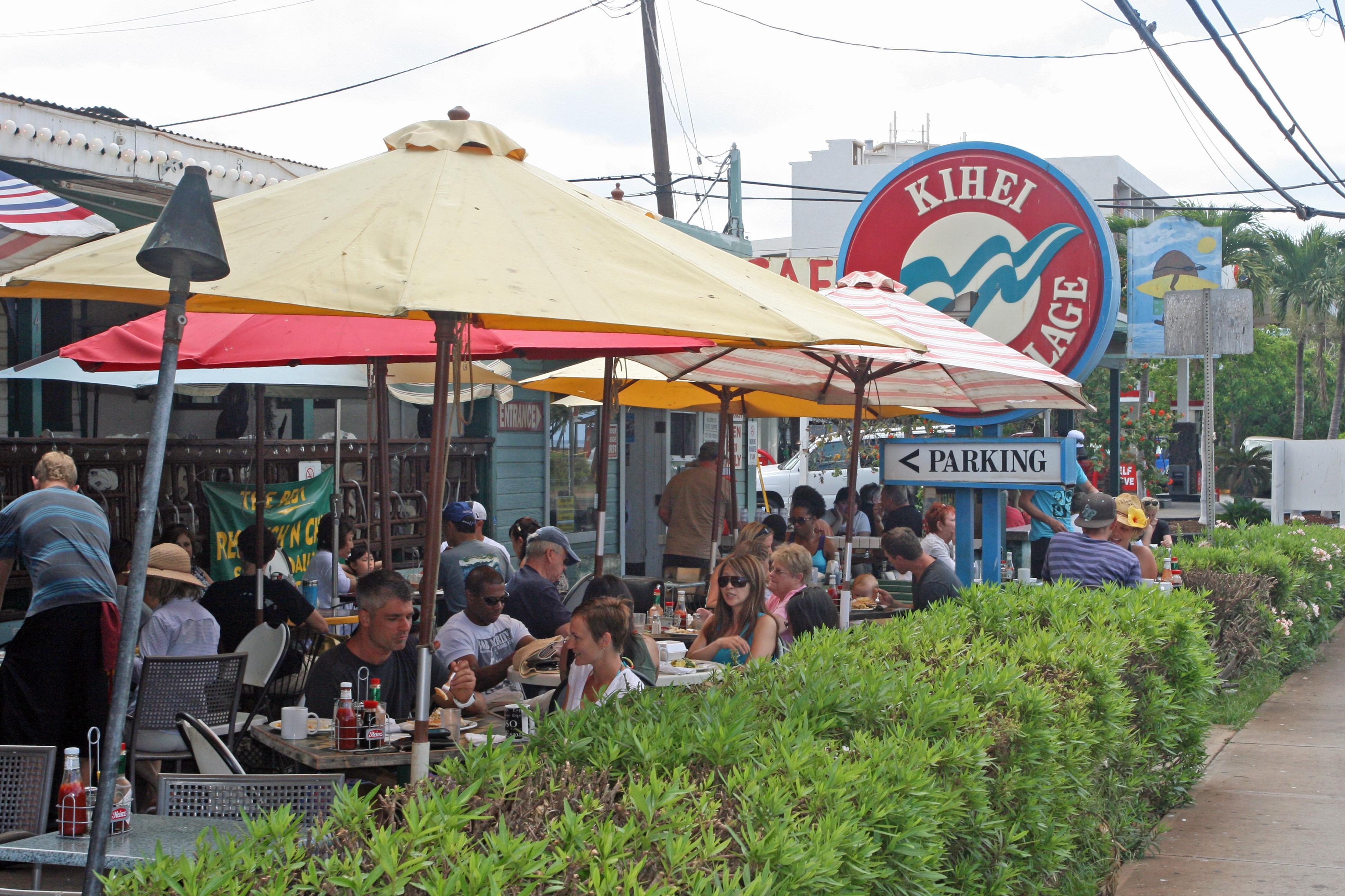 Kihei Restaurants Welcome To Maui