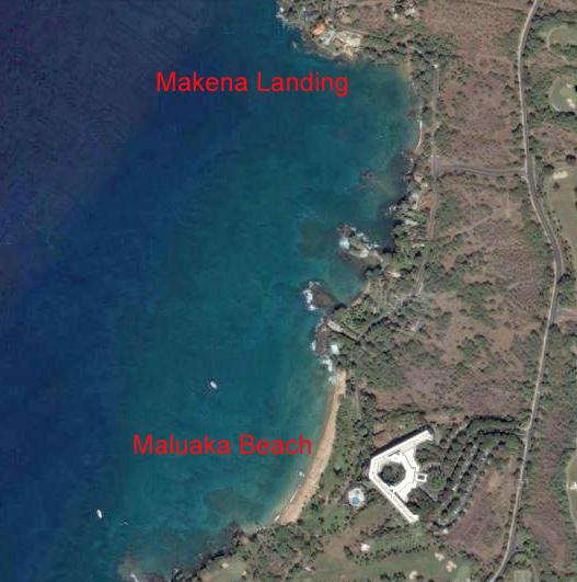 South Maui Snorkeling Beaches