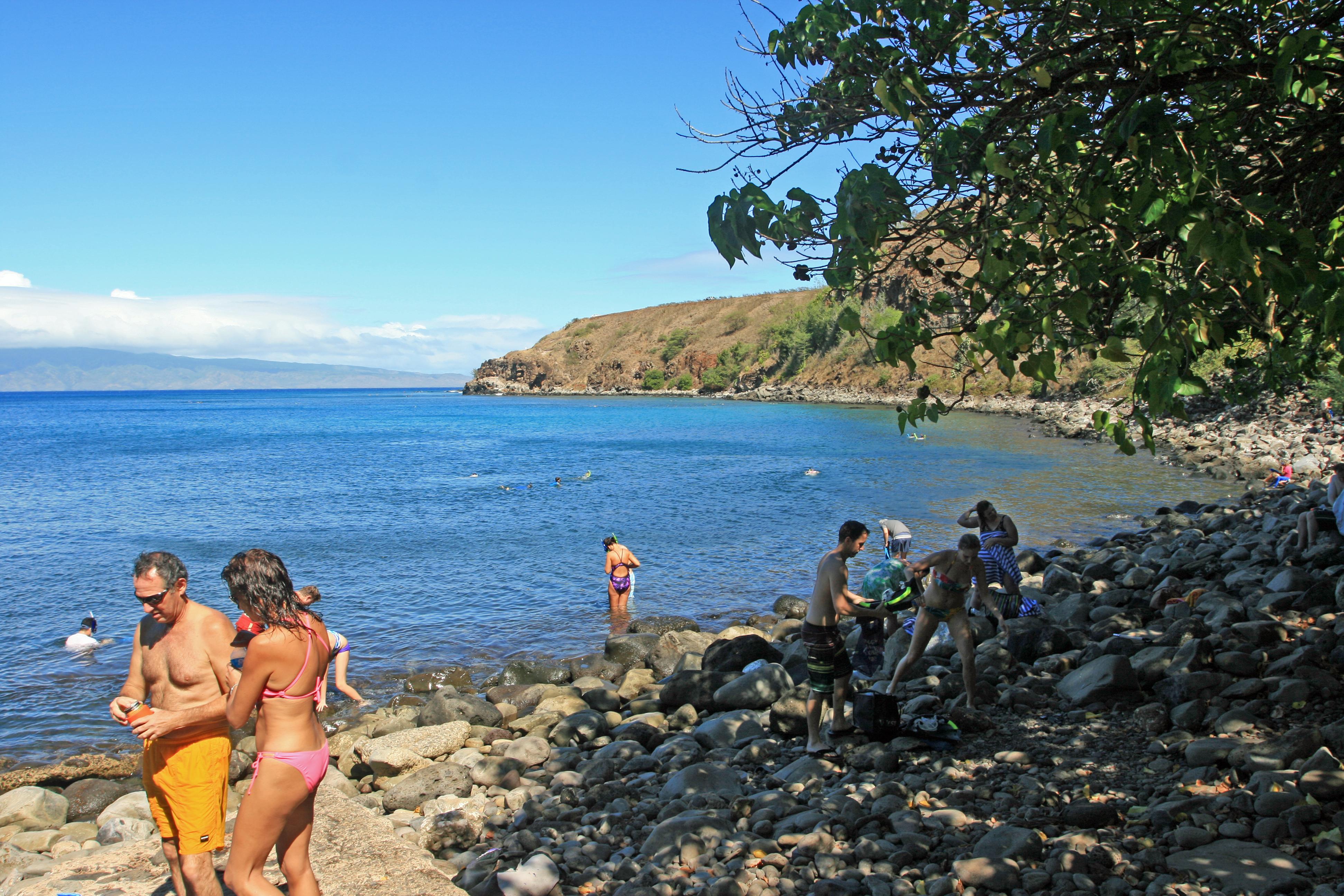 South Maui Beaches Snorkeling