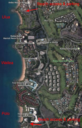 Wailea Coastal Walk revised